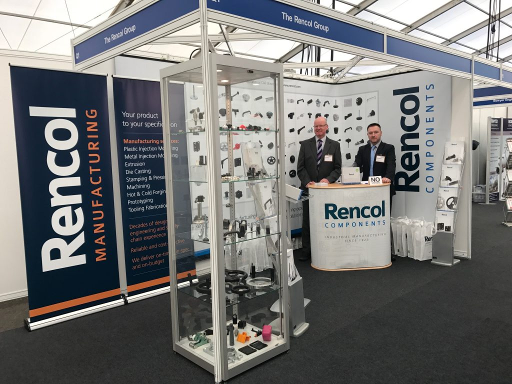 Rencol at Southern Manufacturing 2017